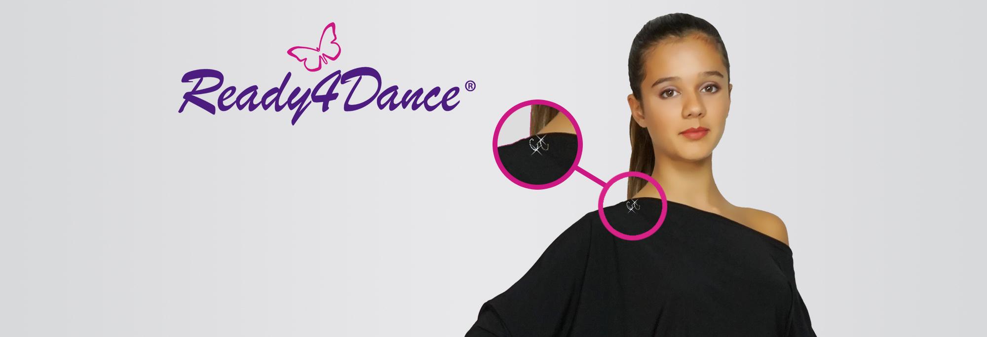 Ready 4 Dance - Personalizza il tuo capo